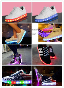 Wholesale LED Shoes/Light up Shoes/Party Shoes with Competitive Price pictures & photos