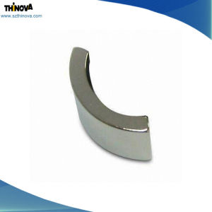 Hot Sale High Quality Industrial Permanent NdFeB Arc Magnets for Wind Generator pictures & photos