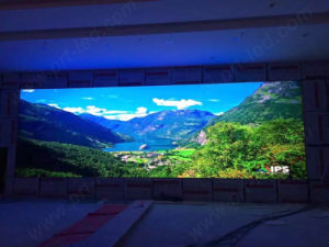 Slim Aluminum LED Display Panel of P7.62 (732X732mm) pictures & photos