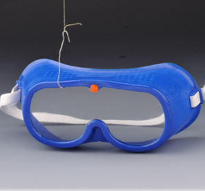 Anti-Chemical Goggles with Elastic Head Band pictures & photos