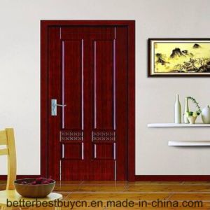 Classic High Quality and Reasonable Price Wooden Door pictures & photos
