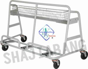 Warehouse Trolly Wt-4