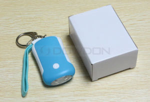 Portable Mini Personal Alarm with Bright Flashlight Best Promotion Gift pictures & photos