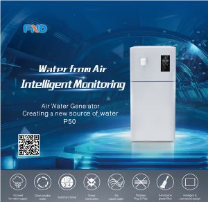Fnd 50 Liters Drinking Air Water Machine LED Touch Screen pictures & photos