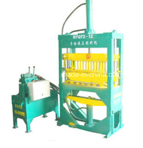 Nyqt2-12 Manual Hydraulic Brick Making Machine