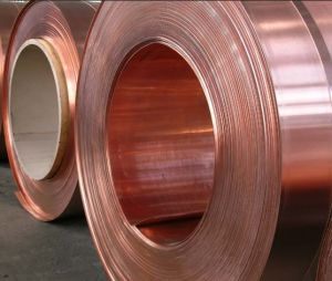 Copper Clad Steel Strip in Coil pictures & photos
