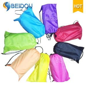 Wholesale Inflatable Camping Banana Air Sofa Lazy Bag Inflatable Bag Bean Bag Inflatable Sofa Laybag Air Bed Sleeping Bags pictures & photos