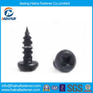 Pan Framing Head Self-Tapping Screw with Black Phosphated pictures & photos