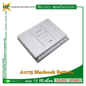 Genuine Original Laptop Battery A1175 Li-ion Battery for MacBook PRO pictures & photos