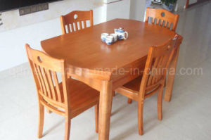Solid Wooden Dining Desk (M-X2635) pictures & photos