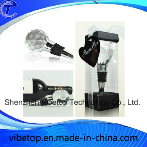 Metal Wine Stopper with Changeable Head Vbt-K001 pictures & photos