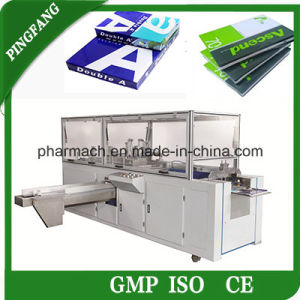 The Newest Automatic A4 Size Paper Cutting Packing Machine Price pictures & photos