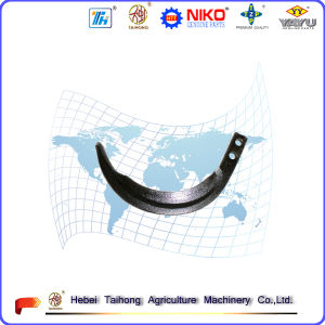Double Hole Tiller Blade for Ratary pictures & photos