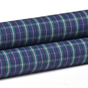 T/C 55%/45% 55 Poly 45 Cotton Check Fabric