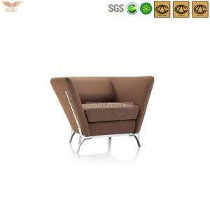 Modern Stainless Steel Frame Leisure Sofa for Office Room pictures & photos