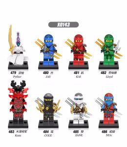 Action Figure Legos Ninjago Toys (X0155) pictures & photos
