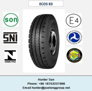 Ilink Brand Truck & Bus Radial Tyres 12.00r20 Ecosmart 83 pictures & photos