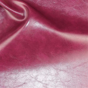 High Abrasion-Resistant Artificial PVC Commercial Furniture Leather for Sofa Upholstery pictures & photos