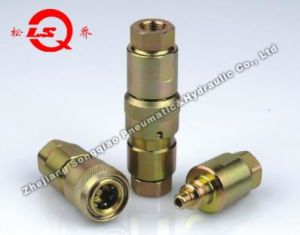 Lsq-Te Close Type Super High Pressure Hydraulic Quick Coupling pictures & photos