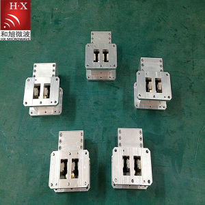 Different Frequency Waveguide Isolator Circulator From Hexu Microwave pictures & photos