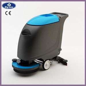 Hand Push Floor Scrubber for Hard Floor pictures & photos