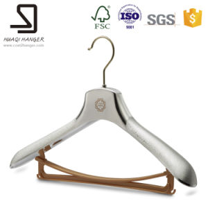 Plastic Hanger for Classic Suit Use pictures & photos