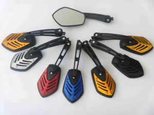 Yog Motorcycle Accessories Motorcycle Side Mirror Universal 8mm 10mm pictures & photos