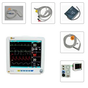 12-Inch 6-Parameter Patient Monitor/ECG Monitor (RPM-9000A) -Fanny pictures & photos