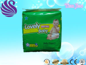 Wholesales PP Tape PP Film Lovely Baby Nappy pictures & photos