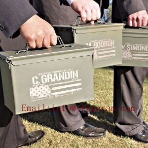 Ammo Can, Waterproof Metal Box pictures & photos