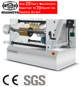 Hot Stamping Foil Slitting and Rewinding Machine (GY640) pictures & photos
