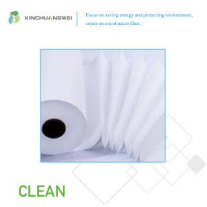 Casting Glass Microfiber Air Filter Media Fiberglass Filter Paper pictures & photos