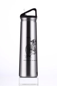 Stainless Steel Single Wall Outdoor Sports Water Bottle Ssf-580 Flask Vacuum pictures & photos