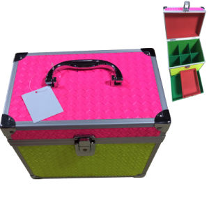 Colorful Manucare Box for Teenagers Makeup Case pictures & photos