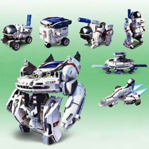 4452117-7 in 1 Solar Space Fleet Kit DIY Assembling Toys Space Educational Toy pictures & photos