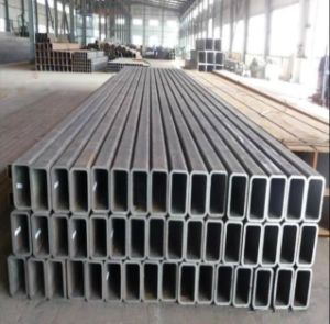 Hot Rolled Pre-Galvanized Square Steel Tube/Pipe/Steel Square Pipe pictures & photos