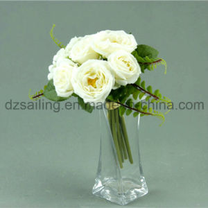 Decorative Artificial Flower of Royal Rose Bouquet (SF11684B/7) pictures & photos