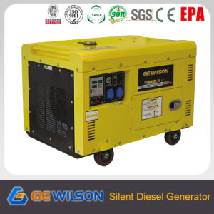 8kw Silent Type Diesel Generator with ATS Optional pictures & photos
