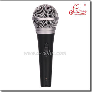 Black Dynamic Music Instrument Mic Price Metal Wired Microphone (AL-SM58) pictures & photos