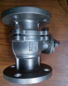 Flange End ANSI 150lb Stainless Steel Ball Valve