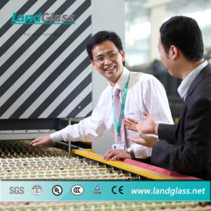 Landglass Jet Convection Flat Tempered Glass Making Machinery for Tempered Glass pictures & photos