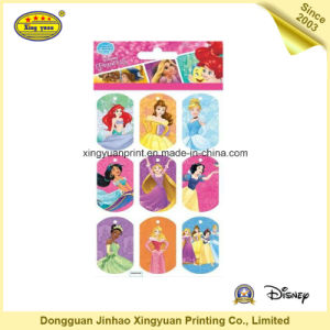 Princess Beautiful Decoration Sticker, Label
