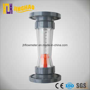 Long Tube Acrylic Variable Area Flowmeter for Sea Water (JH-LZT-S) pictures & photos