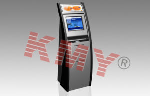 Information Check in Touch Screen Kiosk, Self-Service Terminals pictures & photos