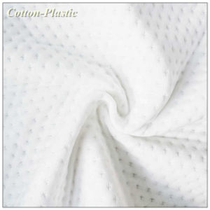 White Polyester Air Layered Fabric for Mattress