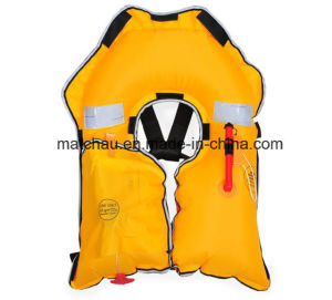 CE-Approved 150n Inflatable Life Jacket pictures & photos