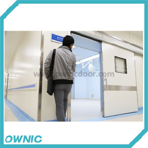 Accept OEM Automatic Air-Tight Sliding Door pictures & photos