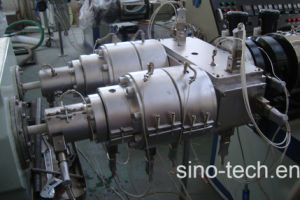 PVC Conduit Pipe Making Machine Extrusion Machine pictures & photos