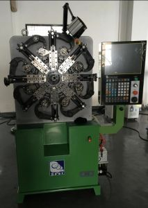 Hyd-20t-3A CNC Spring Making Machine & Spring Machine pictures & photos