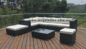 Combined Sofa Set Wicker Outdoor Garden Furniture Bg-011 pictures & photos